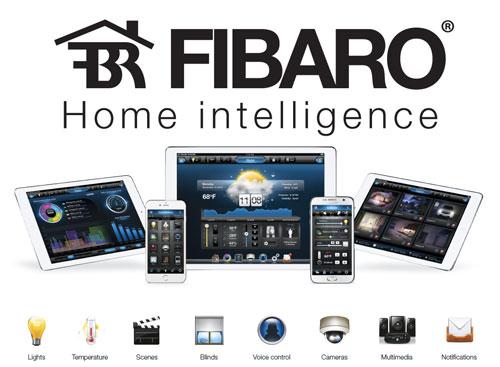 خانه هوشمند فیبارو
