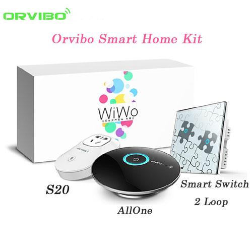 کیت خانه هوشمند Orvibo