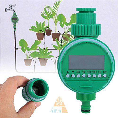 هوشمند سازی فضای سبز