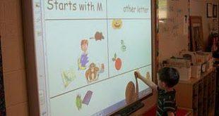 هوشمند سازی کلاس مدرسه
