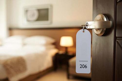 سیستم هوشمند هتل