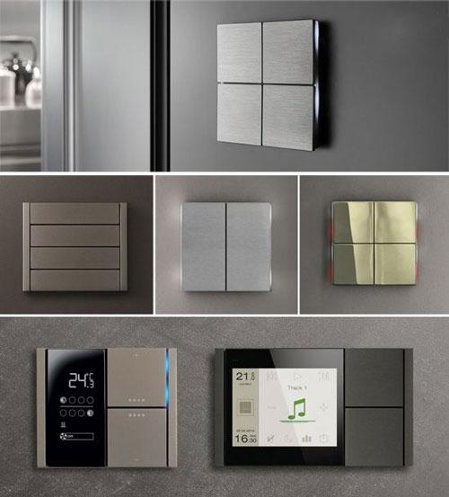 وسایل هوشمند سازی ساختمان