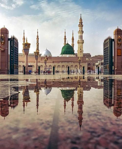 هوشمند سازی مساجد