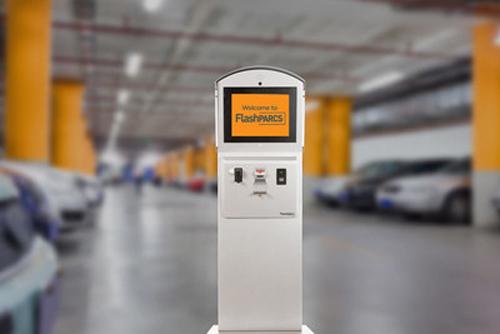 سیستم پارکینگ هوشمند