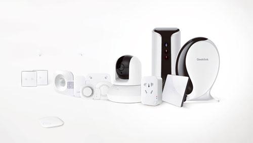 فروش و قیمت تجهیزات خانه هوشمند Geeklink