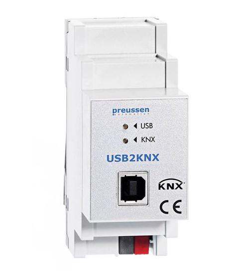 ماژول هوشمند رابط بین KNX و USB