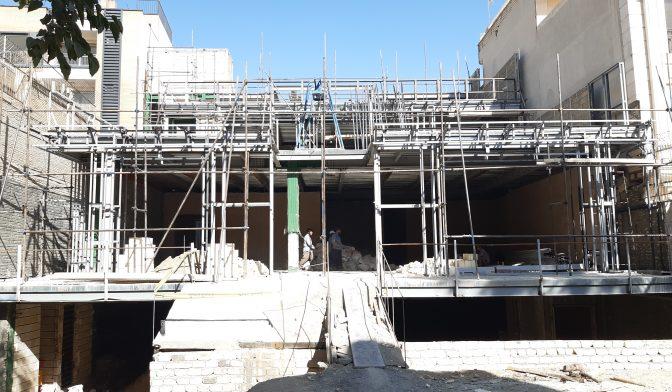 اصفهان پروژه ویلا تریپلکس