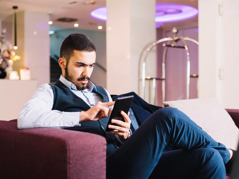 استراحتگاه مجلل یا یک هتل هوشمند، انتخاب شما کدام است؟