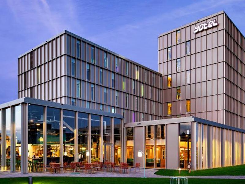 هتل هوشمند یوتل در نیویورک (Yotel): آمریکا یکی از بزرگترینها در عرصه هوشمند سازی هتل