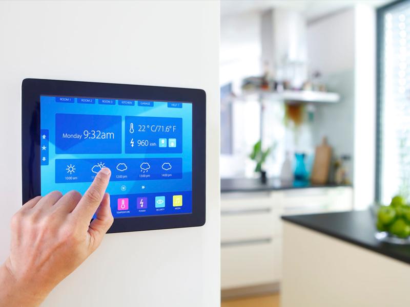 اجزای تشکیل دهندهی سیستمهای خانهی هوشمند