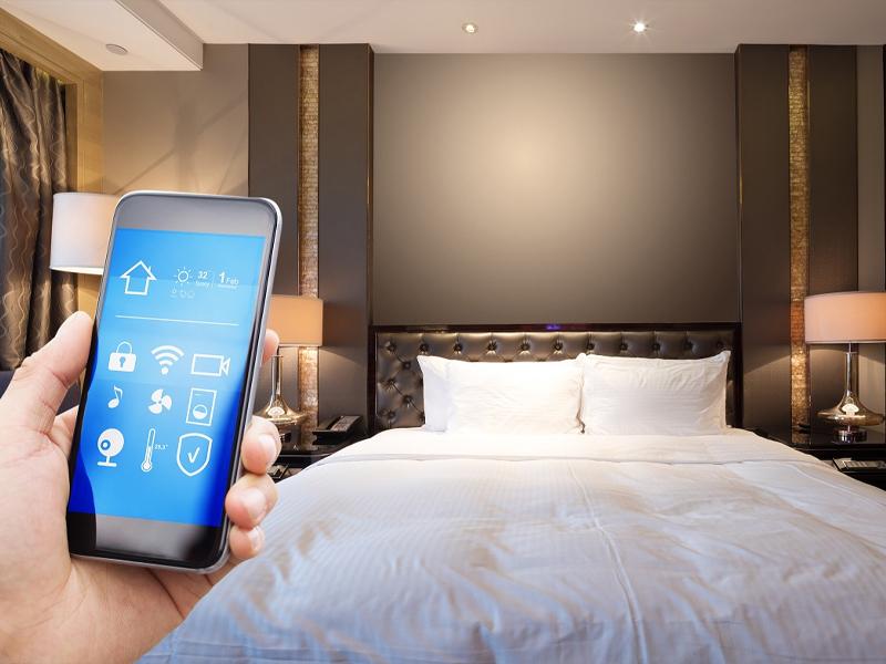 ویژگیهای یک هتل هوشمند چیست؟