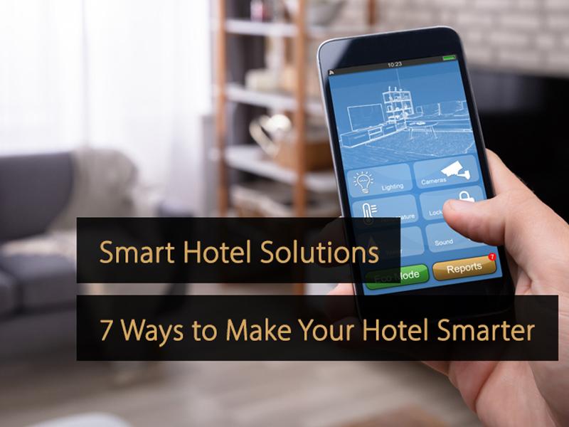 هتل هوشمند ارمغان پیشرفت تکنولوژی