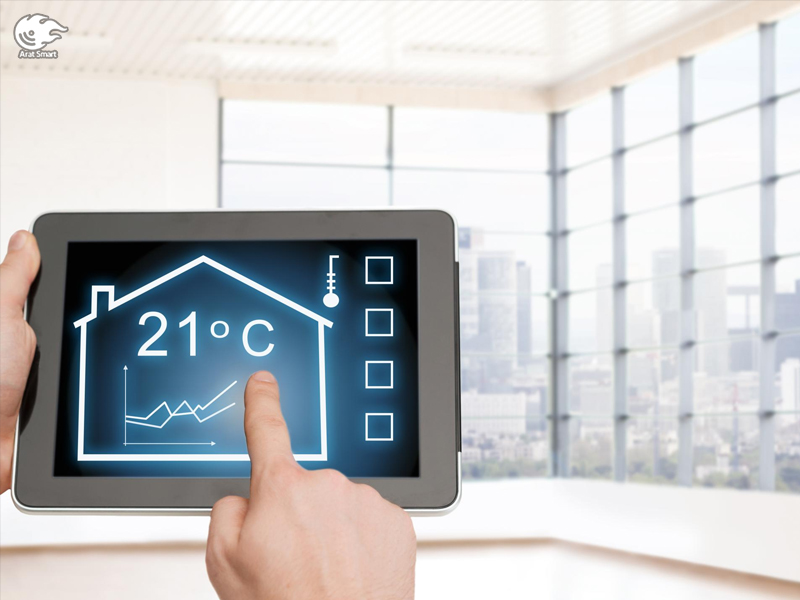 Smart-Heating-and-Cooling-System