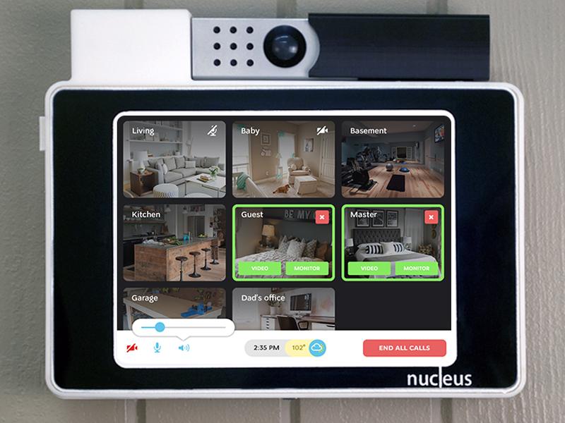 دسترسی ساده و ایمن به املاک از طریق سیستم اینترکام تصویری خانهی هوشمند