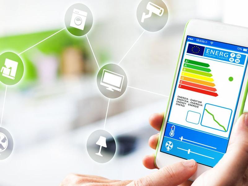 مصرف انرژی پایینتر در ویلای هوشمند