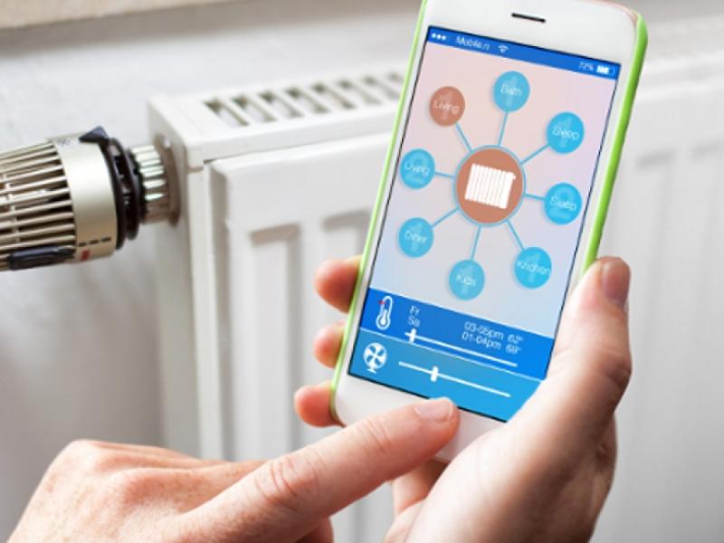 مزایای ترموستات هوشمند: 1- صرفهجویی در هزینهها و مصرف انرژی