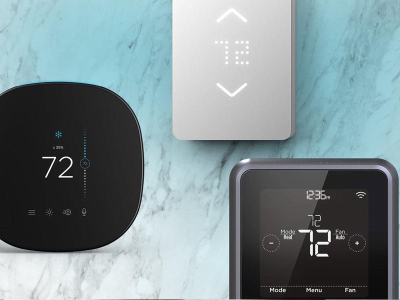 مزایای ترموستات هوشمند: 6- پیگیری میزان مصرف انرژی در سیستم سرمایشی و گرمایشی هوشمند