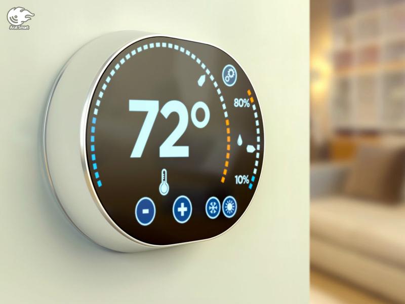 ترموستات یا سیستم گرمایشی و سرمایشی هوشمند چیست؟