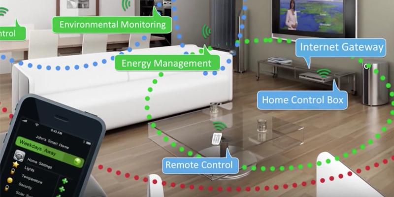 تجهیزات هوشمند سازی روشنایی: چراغهای هوشمند تحت کنترل هاب