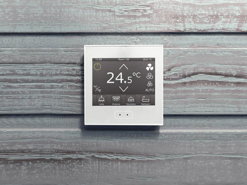 کنترل کنندهی دمای اتاق ABB خانه هوشمند (Room temperature controller)