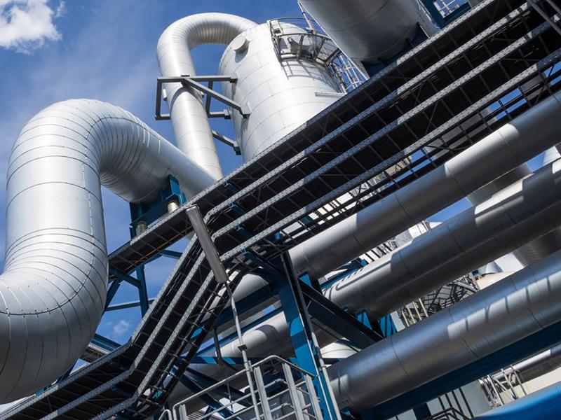 سیستم مانیتورینگ هوشمند خطوط گاز و نفت