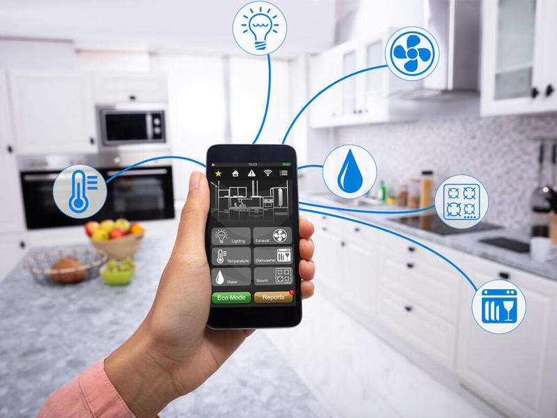 سیستم هوشمند باسیم یا سیستم هوشمند بیسیم در ساختمان هوشمند وایرلس