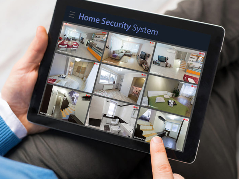 دوربینهای سیستم امنیتی هوشمند
