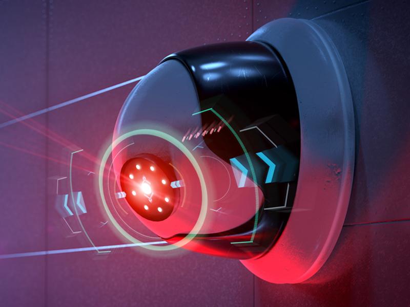 سیستم حفاظت ساختمان هوشمند: سیستم نظارتی و امنیتی یکپارچه و قدرتمند