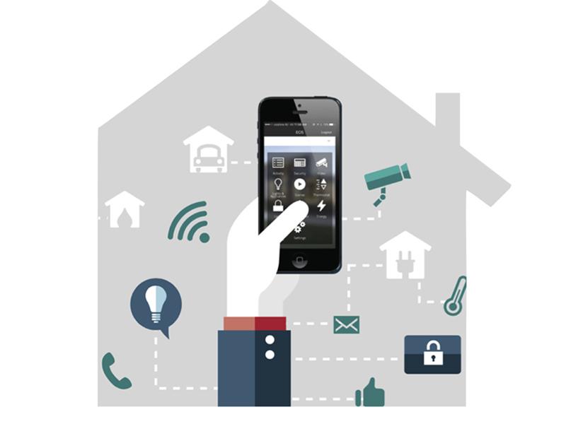 گوشی شما، مرکز فرماندهی سیستم امنیتی هوشمند