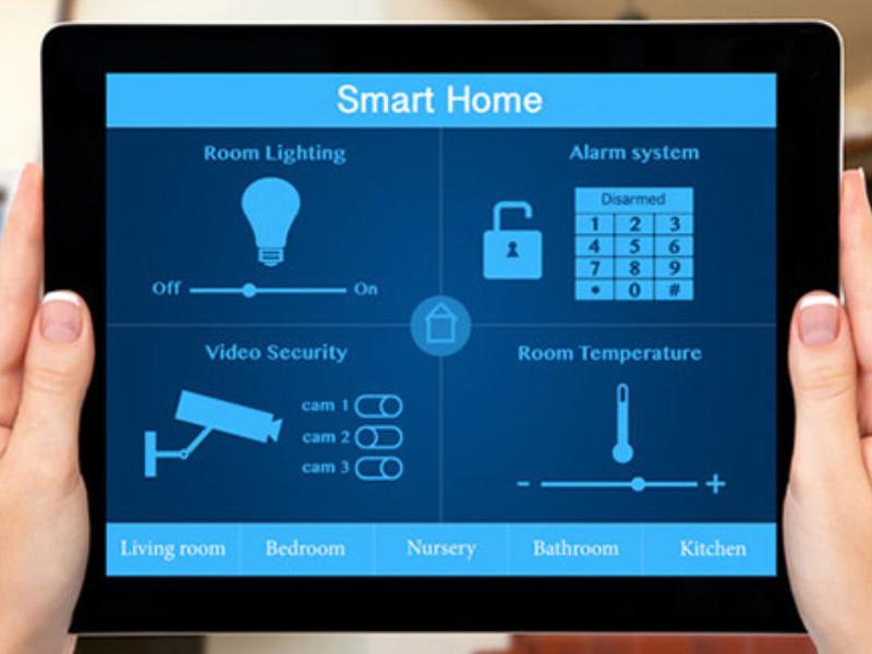 تعریف سناریو شب برای سیستم امنیتی هوشمند