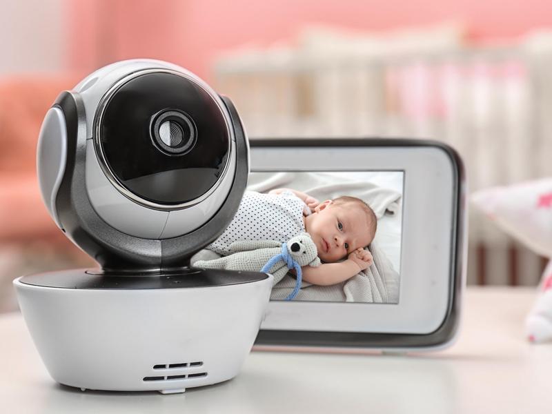 مانیتور برای اتاق هوشمند کودک
