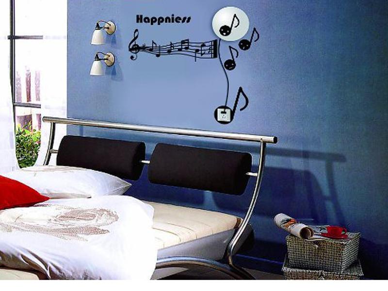 موسیقی در اتاق هوشمند کودک